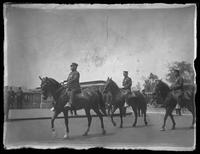 Mounted police, New York City, undated (ca. 1920-1925).