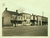Newtown: 27-43 to 27-53 Metropolitan Avenue, north side, Middle Village, 1922.