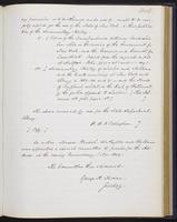 Minutes of the Executive Committee of the New-York Historical Society, commenced April 12, 1843, page 215, minutes of June 19, 1849 (continued)