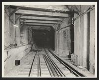 Subway Construction Photograph Collection. Contract Three. Route 27, 1917-1918