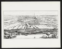 [Willets Point Boulevard Station and the New York World's Fair], Queens