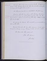 Minutes of the Executive Committee of the New-York Historical Society, 1852-1862, page 12, minutes of December 21, 1852 (continued)