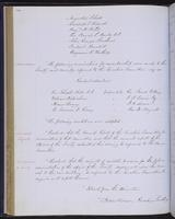 Minutes of the Executive Committee of the New-York Historical Society, 1852-1862, page 104, minutes of January 15, 1856 (continued)