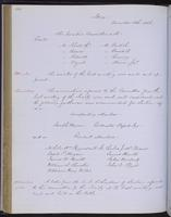 Minutes of the Executive Committee of the New-York Historical Society, 1852-1862, page 122, minutes of December 16, 1856