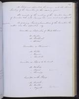 Minutes of the Executive Committee of the New-York Historical Society, 1852-1862, page 129, minutes of January 20, 1857 (continued)