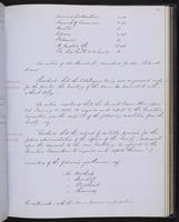 Minutes of the Executive Committee of the New-York Historical Society, 1852-1862, page 131, minutes of January 20, 1857 (continued)