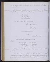 Minutes of the Executive Committee of the New-York Historical Society, 1852-1862, page 138, minutes of March 17, 1857 (continued)-March 24, 1857