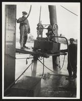 Subway Construction Photograph Collection. Contract Four. Route 8, 1915-1932