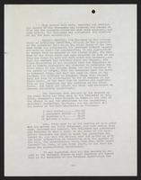 [Minutes of the final meeting of the committee on arrangements for the farewell dinner to the 207th Coast Artillery, held January 2nd, 1941, submitted by George Albert Legg, secretary], page [2].