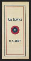 Air Service, U.S. Army, page [1].