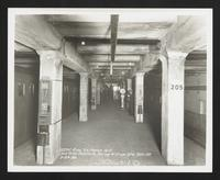 Agreement N.H., 205th Street [Station] platform facing west from Station 305+95, Bronx