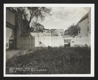 Agreement N.H., rear of contractor's yard, East 206th Street, Bronx