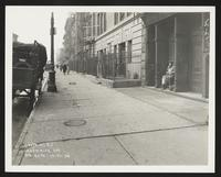 Greenwich Avenue [between West 10th Street and Seventh Avenue], Station 4+50, Manhattan