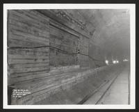 South river tunnel, Station 853+90, East River