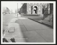 "Washington Avenue 50' 00"" of Lafayette Avenue, Brooklyn"