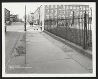 Lafayette Avenue [between Washington Avenue and St. James Place], Station 83+00, Brooklyn