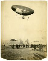Francois airship, World's Fair.