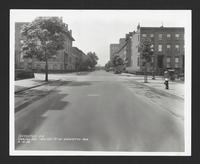 "Carlton Avenue 100' 00"" north of Lafayette Avenue, Brooklyn"