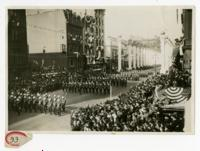 Military Parade at Court of Honor [Marines, Great Britain].