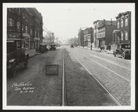 [Steinway Street between Northern Boulevard and Broadway], Station 365+00, Queens
