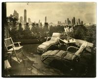 [Terrace of] Mrs. Alice Woodward Rhinehardt, 400 E. 52 St.