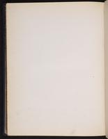 [Minutes of the Executive Committee of the New-York Historical Society, [1885-1890], flyleaf