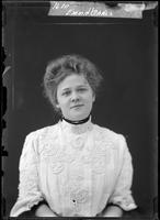 Emma Carls, undated [circa 1900-1910].