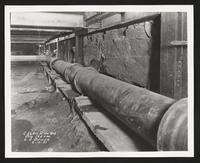 [Fulton Street between Schenectady Avenue and Stuyvesant Avenue], Station 132+00, C.2. [?] sewer, Brooklyn