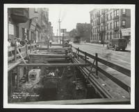 Fulton Street [and Tompkins Avenue], Station 103+80, Brooklyn