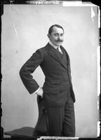 Clyde Fitch, playwright, undated [circa 1900-1910].