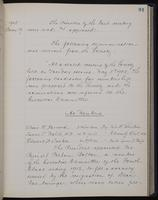 [Minutes of the Executive Committee of the New-York Historical Society, 1907-1910], page 91, minutes of May 19, 1908 (continued)