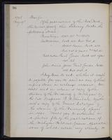 [Minutes of the Executive Committee of the New-York Historical Society, 1907-1910], page 96, minutes of May 19, 1908 (continued)