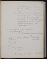 [Minutes of the Executive Committee of the New-York Historical Society, 1907-1910], page 99, minutes of May 19, 1908 (continued)
