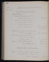 [Minutes of the Executive Committee of the New-York Historical Society, 1907-1910], page 260, minutes of November 16, 1909 (continued)