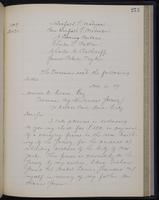 [Minutes of the Executive Committee of the New-York Historical Society, 1907-1910], page 275, minutes of December 21, 1909 (continued)