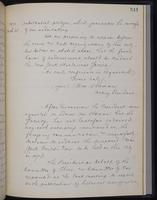 [Minutes of the Executive Committee of the New-York Historical Society, 1907-1910], page 341, minutes of March 15, 1910 (continued)