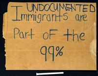 Undocumented immigrants are part of the 99%