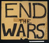 Recto: End the wars