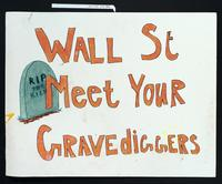 Verso: Wall St, meet your gravediggers