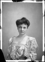 Mrs. Harry Woodruff, undated [circa 1900-1910].