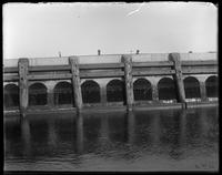 Basin outlets, Brooklyn Navy Yard, New York City, undated.