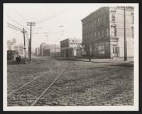 Station 2+00, Flushing Avenue [near Irving Avenue and Thames Street], Brooklyn