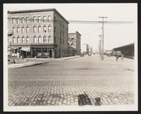 Station 2+85, Flushing Avenue [at Varick Avenue and Thames Street], Brooklyn