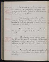 [Minutes of the Executive Committee of the New-York Historical Society, 1910-1913, page 324], minutes of November 19, 1912 (continued)