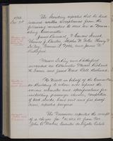 [Minutes of the Executive Committee of the New-York Historical Society, 1910-1913, page 328], minutes of December 3, 1912 (continued)