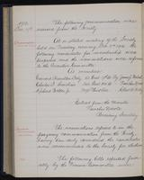 [Minutes of the Executive Committee of the New-York Historical Society, 1910-1913, page 330], minutes of December 17, 1912 (continued)