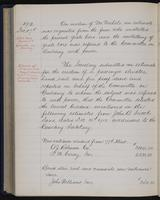 [Minutes of the Executive Committee of the New-York Historical Society, 1910-1913, page 334], minutes of December 17, 1912 (continued)