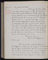 [Minutes of the Executive Committee of the New-York Historical Society, 1910-1913, page 338], minutes of January 7, 1913 (continued)