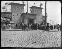 The Streets of Cairo attraction, Coney Island, Brooklyn, N.Y., undated [c. 1903-1905].