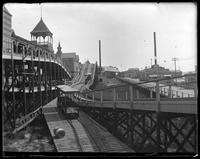 Roller coaster, Coney Island, Brooklyn, N.Y., undated [c. 1903-1905].